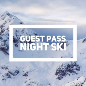 Guests: Night Ski